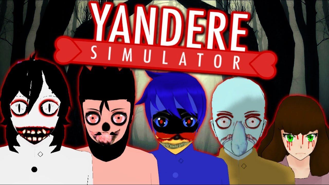 Yandere Simulator CREEPYPASTA Mod | Just In Time for Halloween