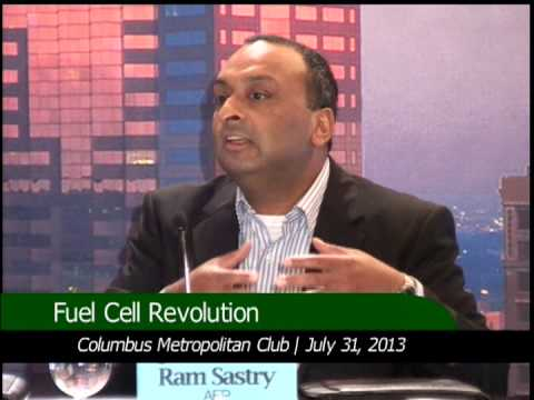 Fuel Cells Revolutionize the Energy Economy