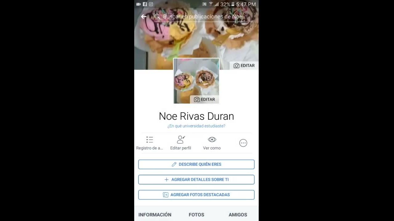 Como Poner Marco A Tu Foto De Perfil En Mi Facebook En Mi Celular ...