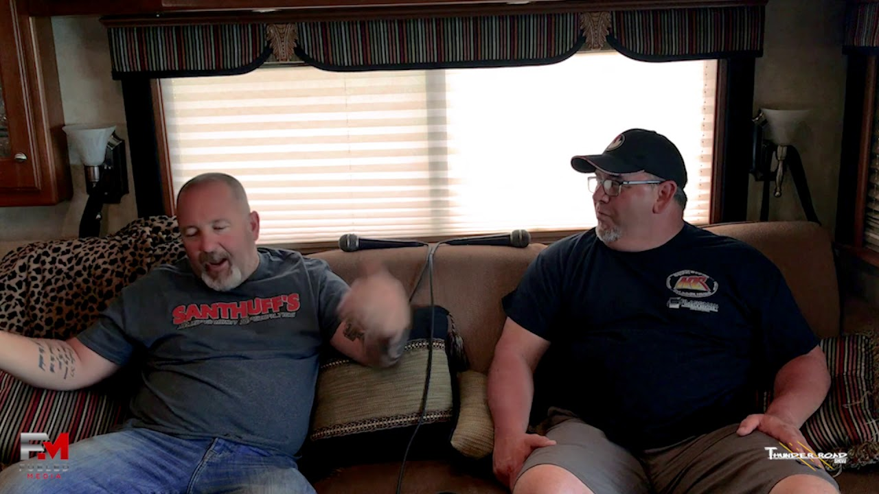 Street outlaws podcast