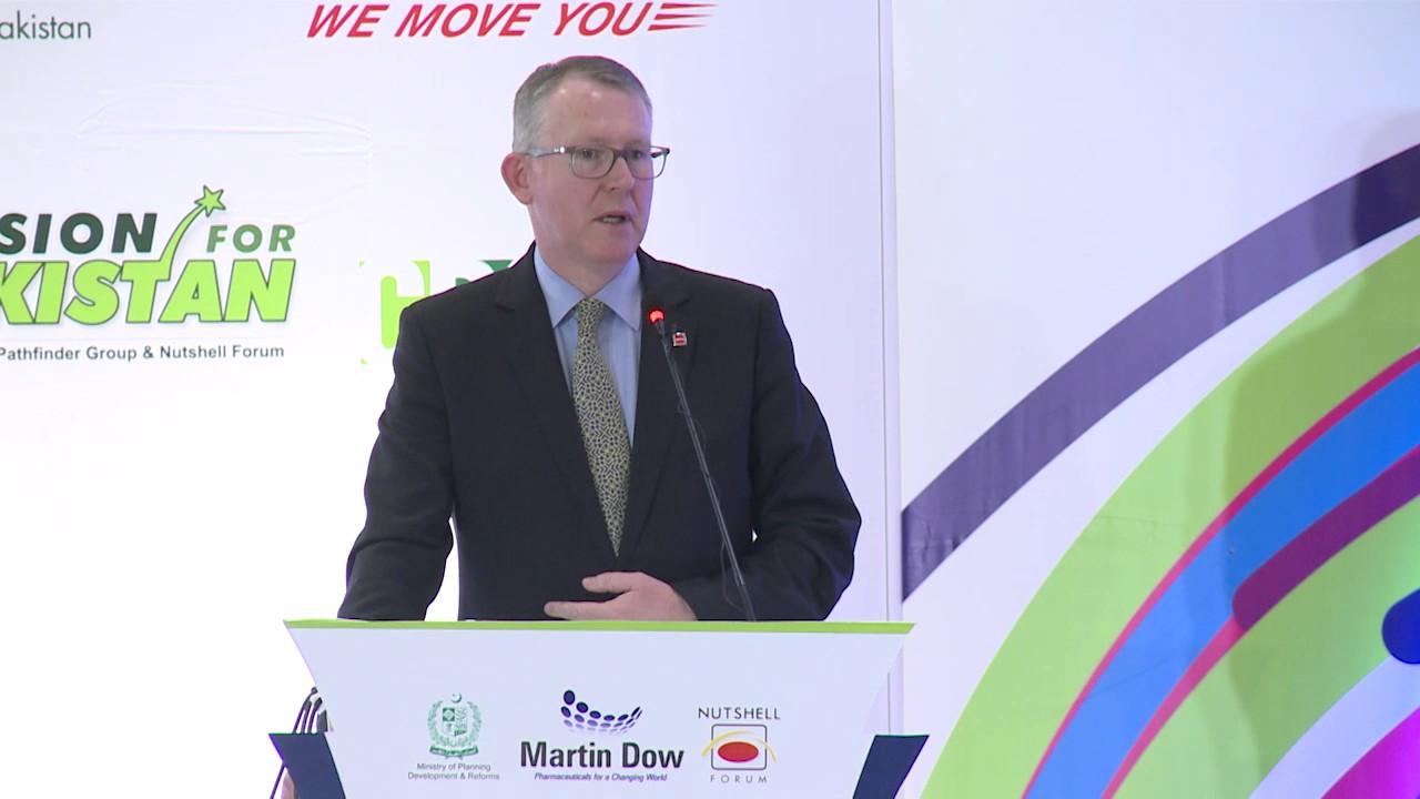 Talk by ACCA's Global President, Brian McEnery @ LEADERS ...
