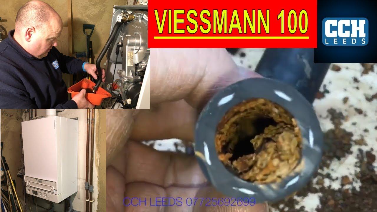 Viessmann vitodens 100 wb1a stripping down rubber for Viessmann vitodens 100 prezzo