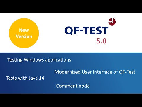 Web and Windows - QF-Test