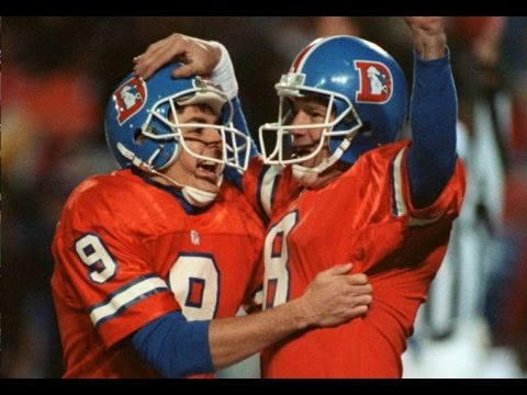 Throwback Thursday - 1991 Broncos vs. Oilers AFC Divisional