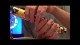 Homebrew Electronic Bagpipe Prototype