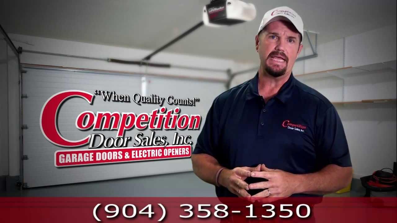 Garage door springs replacement and repair jacksonville fl for Garage door repair jacksonville