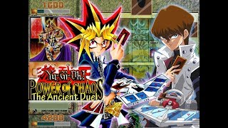 Yu-Gi-Oh! Power Of Chaos The Ancient Duel Yugi VS Kaiba : GAMEPLAY