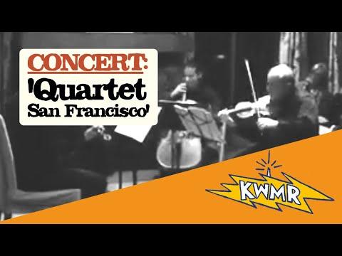 Quartet San Francisco Concert