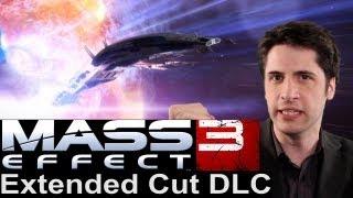 Mass Effect 3 Extended Cut DLC Ending review