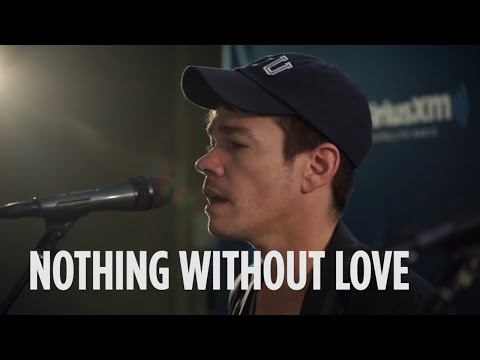 "Nate Ruess ""Nothing Without Love"" // SiriusXM // The Coffeehouse"