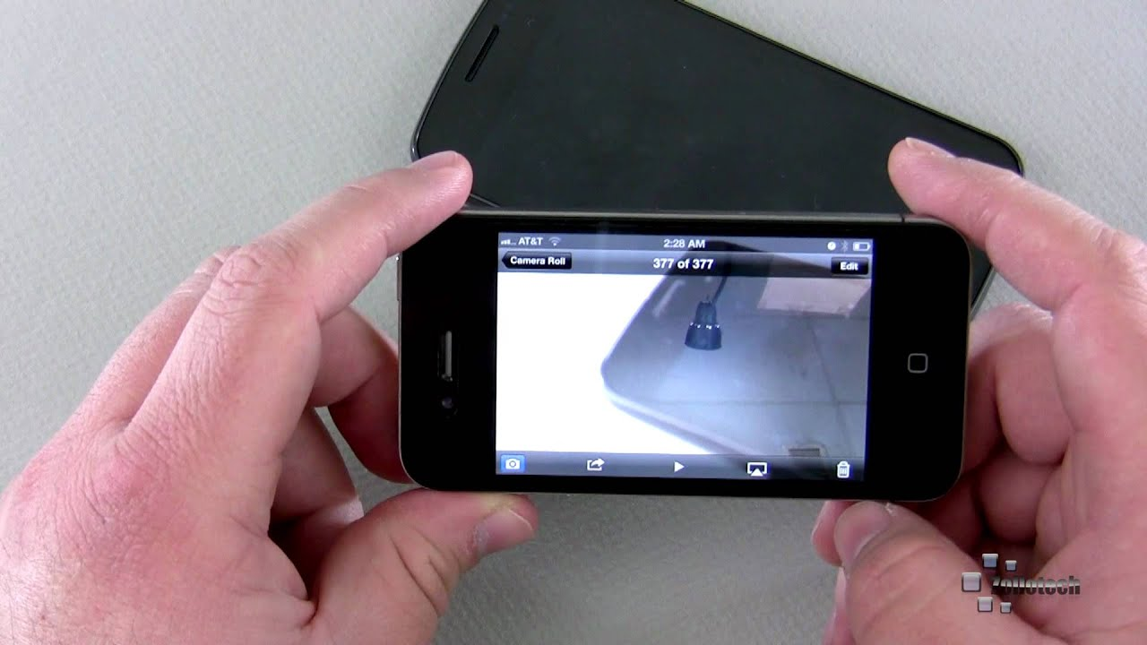 iPhone 4 / 4S Tips - Camera - YouTube