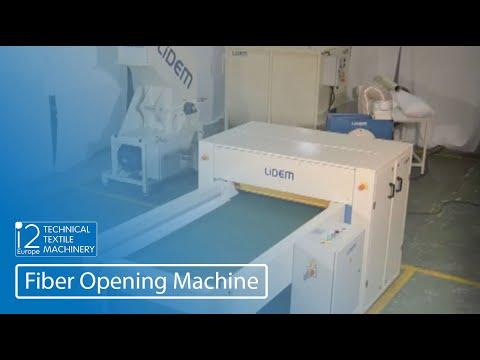 Fibre Opening Machine