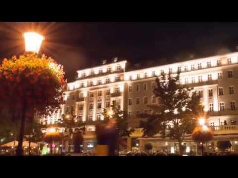 Bratislava - Night timelapse #1