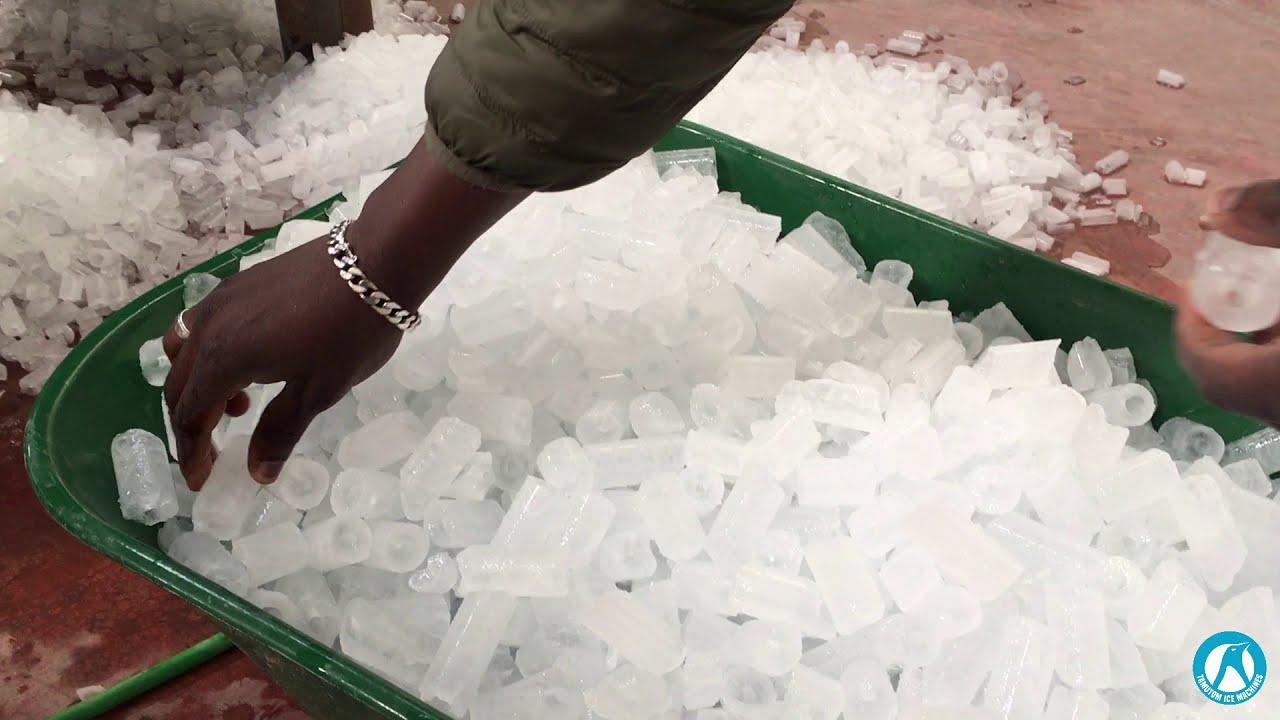 Tube Ice Machine - Test