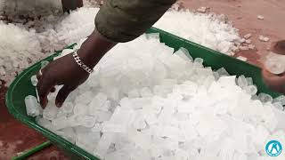 Tube Ice Machine - Test