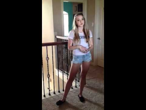So Small By: Carrie Underwood Cover Danielle Bradbery