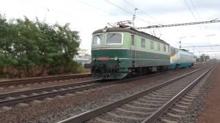 141.004-2 DKV Praha | přepravava vozu EJ 680 Pendolino | viz komentář