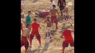 Football Meets