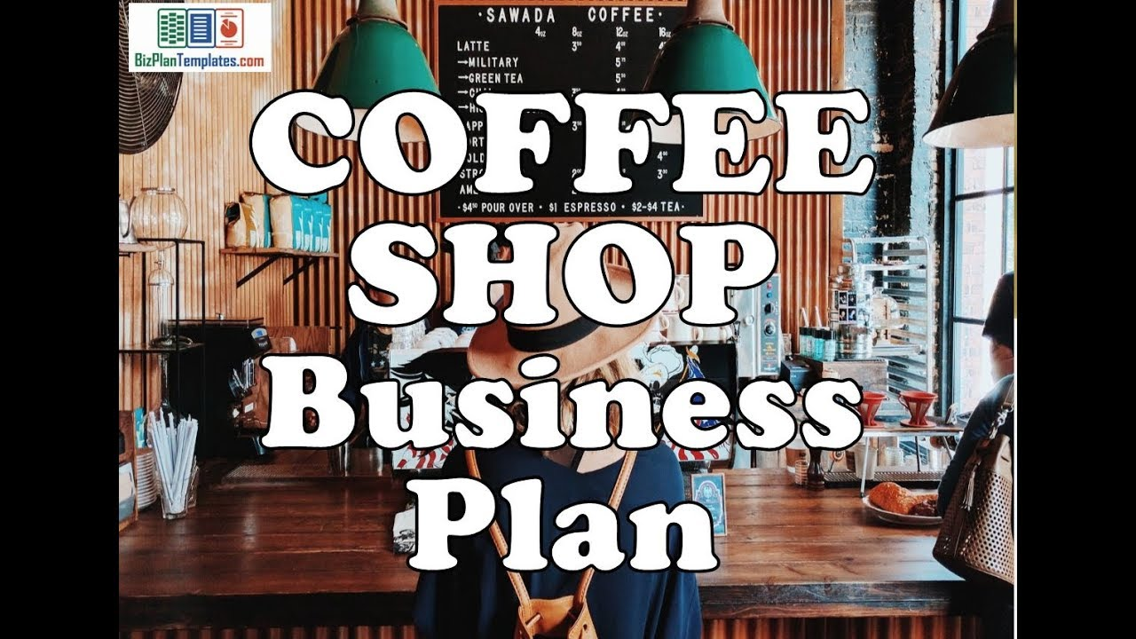 Coffee Shop Restaurant Business Plan Example   Sample Template   YouTube Coffee Shop Restaurant Business Plan Example   Sample Template
