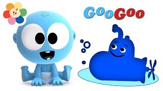 Learn Colors With Goo Goo Baby | Airplanes, Monster Truck & Submarines | Learn Vehicles With Googoo