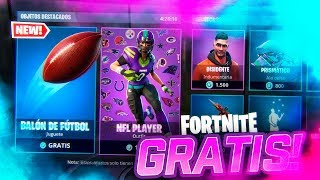 FORTNITE GIVES US THIS IN THE STORE TOTALLY FREE!!