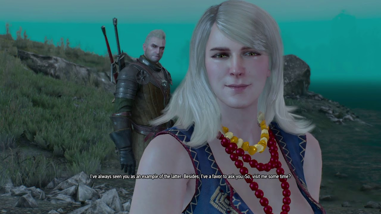 Getting an invitation from keira metz the witcher 3 wild hunt getting an invitation from keira metz the witcher 3 wild hunt stopboris Image collections