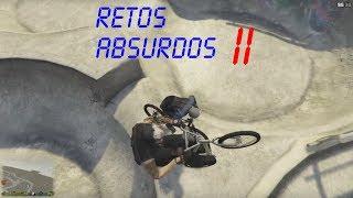 GTA Online retos estúpidos! 2