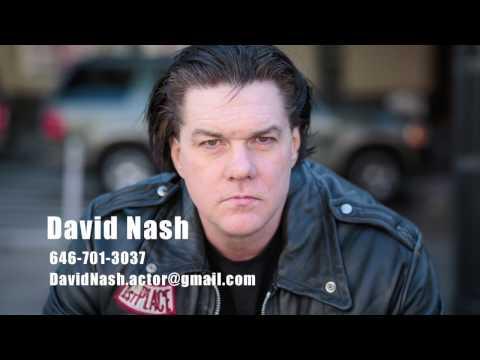 David Nash - Actor