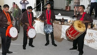 Best Indian Wedding Dhol Dance Toronto