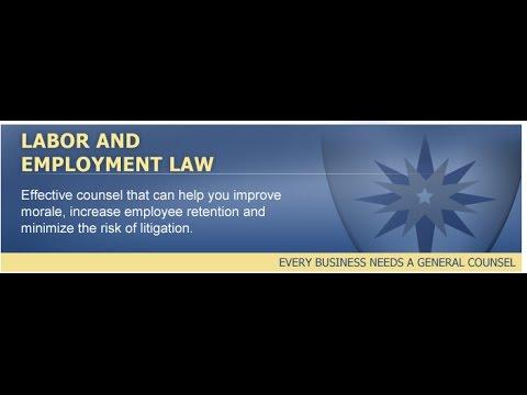 Employment Law Attorneys Washington DC Maryland Virginia 1099 Contractors vs W2