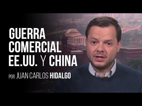 Guerra comercial EEUU-China. Algunas cosas que van más allá de simplemente una guerra comercial.