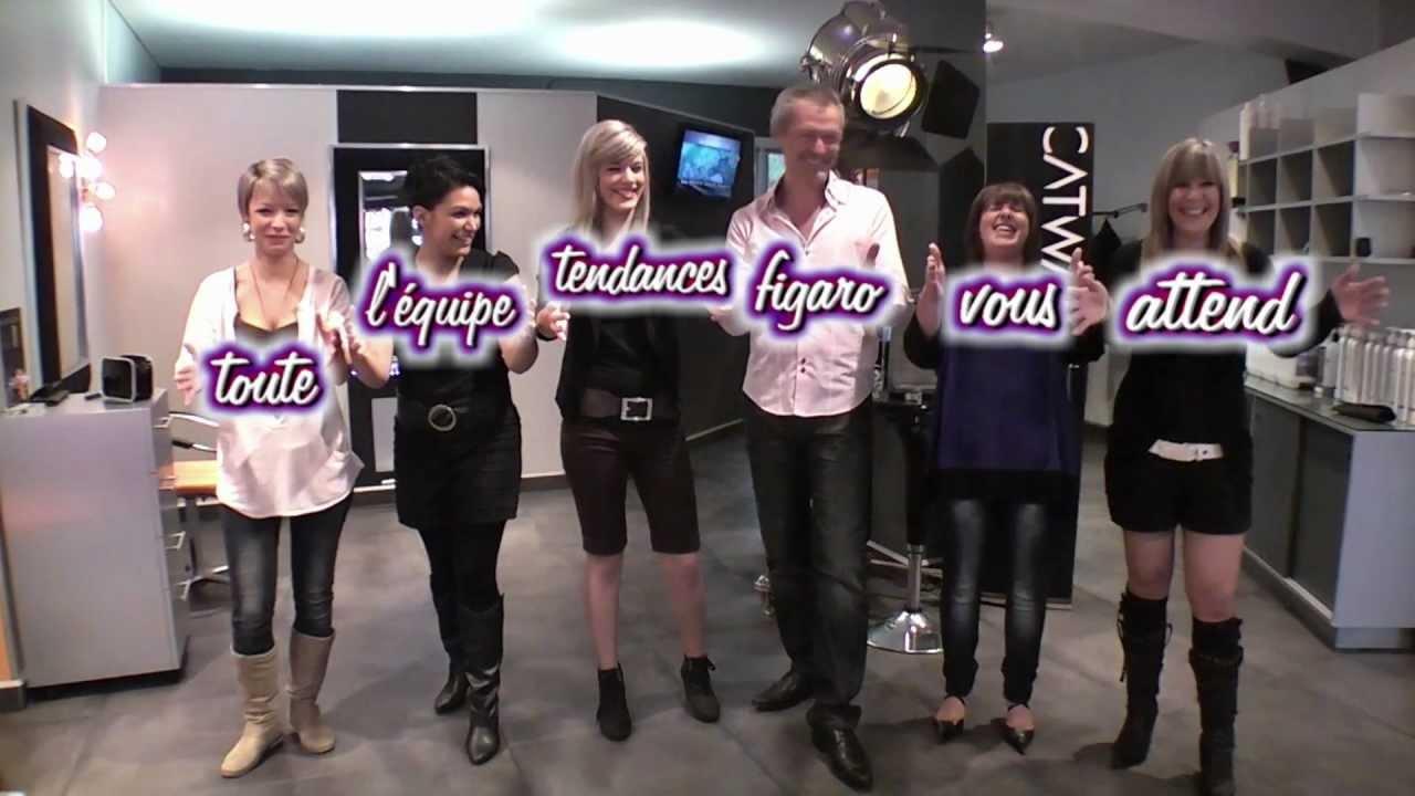 COIFFEUR TENDANCES FIGARO (jouu00e9 les tours ) - YouTube