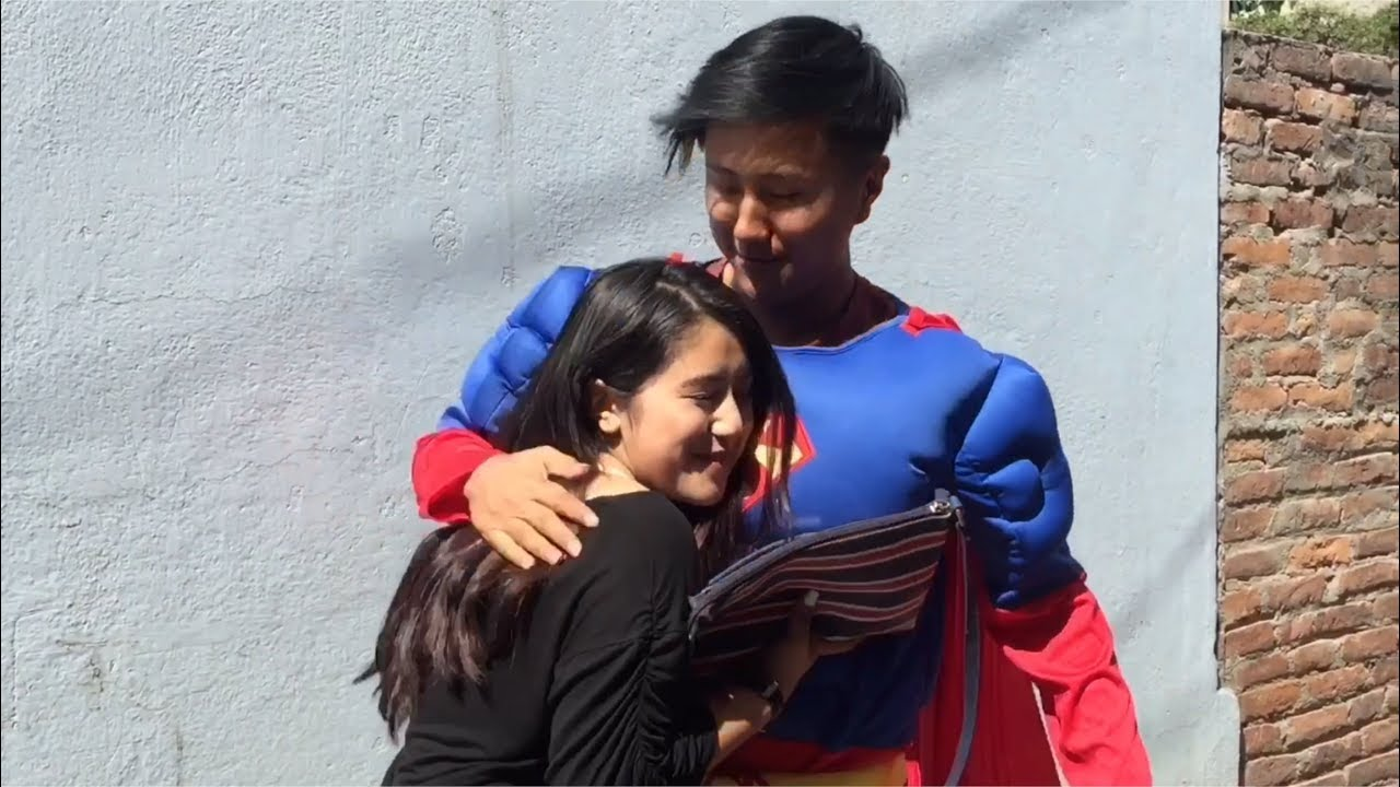 Nepali Superhero | Ming Sherap