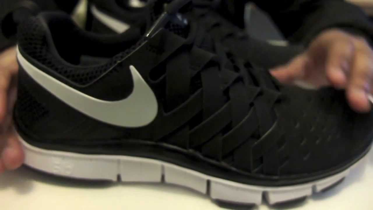 nike free trainers black