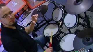 Roland TD-25 KV V-Drums Demo