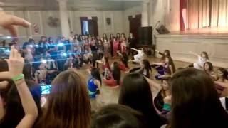 SAFIA   Sofia Diaz ~SEMINARIO KAWLEYA~ BELLYDANCE WEEKEND FESTIVAL 2016