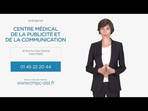 CENTRE MÉDICAL DE LA PUBLICITÉ ET DE LA COMMUNICATION à Paris