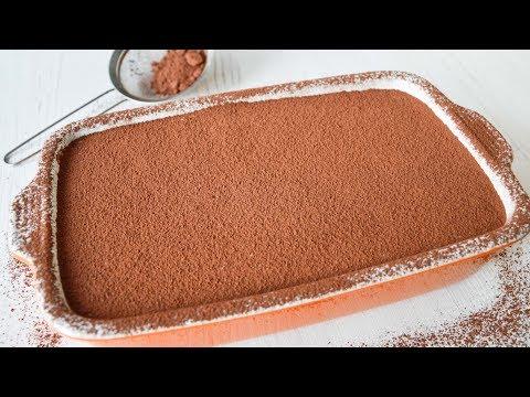 Как делать торт тирамису