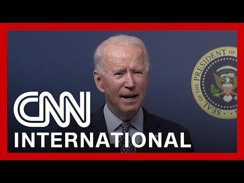 Biden orders airstrikes on Iranian-backed militias in Syria
