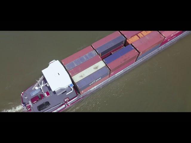 Containerschiff Petran