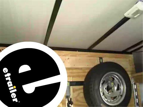 PackEm Cargo Control Rack for Enclosed Trailers Review - etrailer.com