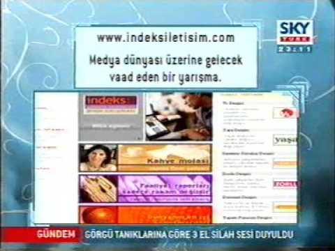 SKYTÜRK Cafe Net - İndeks Yarışma