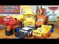 CARS 3 THUNDER HOLLOW SMASH AND CRASH WRECK RACE MISS FRITTER FUNNY TOY PLAYSET LIGHTNING CRUZ
