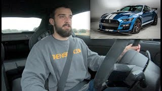 My Thoughts On The 2020 Shelby GT500 (As A GT350 Owner)