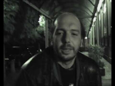 Böhse Onkelz Tour 2000 DVD easteregg - Fan nach Konzert glückselig ;)