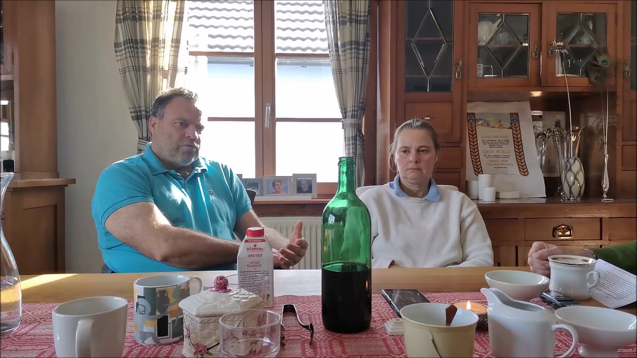 Dr. KONSTANTINA RÖSCH & Dr. ROMAN SCHIESSLER im Gespräch - Teil 2