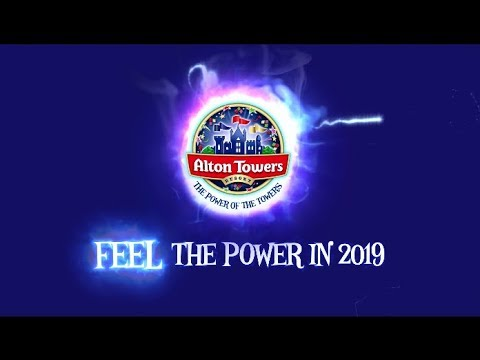 Alton Towers Resort Tickets - Video
