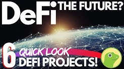 Why DeFi is THE FUTURE? 6 DeFi Projects That Will Change Finance! Coingecko Report - Bitcoin News