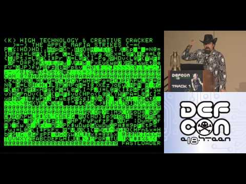 DEF CON 18 - Jason Scott - You're Stealing It Wrong! 30 Years of Inter-Pirate Battles