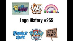 Logo History #255: SpongeBob/Loud House/Gumball/Family Guy/PAW Patrol/South Park